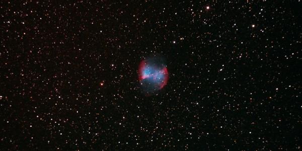 Nebulosa do Haltére (M27)