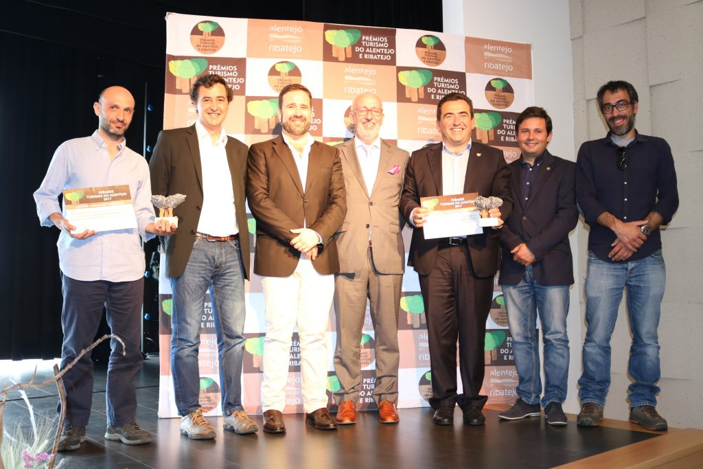 "OLA awarded a prize as ""Best Touristic Animation 2017"" of Alentejo"