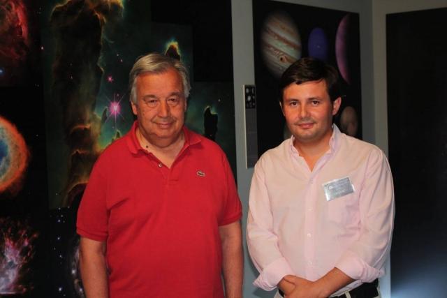 Sr. Secretário Geral das Nações Unidas António Guterres